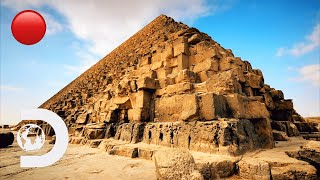 🔴  How Did The Ancient Egyptians Cut The Granite Blocks To Build The Pyramids?   Blowing Up History