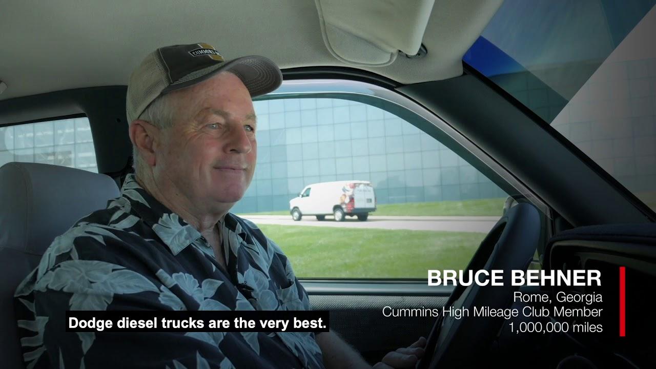 Cummins High Mileage Club Million Mile Truck Youtube