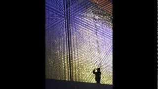 Massive 3D LED Light Display - New Real 3D Cinema! 120x30x120 LEDS(Visit http://www.allen.dj for more details. 'Like' QUBE LED on Facebook! http://www.facebook.com/QUBELED Click my YouTube Channel link directly above, ..., 2012-03-22T22:49:03.000Z)