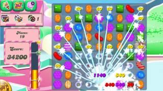 Candy Crush Saga Level 254 No Boosters