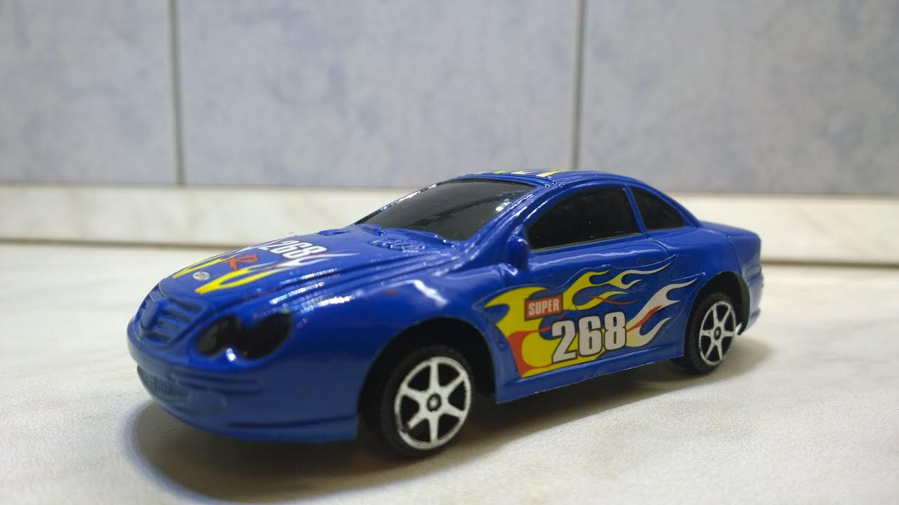 Blue Super Sport Car Toy Super Racing Car For Kids Sportwagen Coche