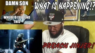 JINJER - Teacher Teacher! (Official Video)  Napalm Records - REACTION