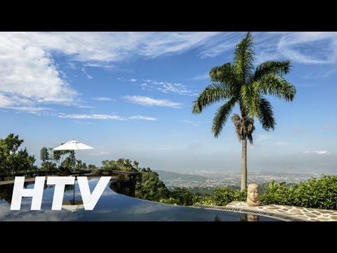 Hotel Strawberry Hill en Newcastle, Jamaica