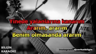 Alişan ft.Furkan Özsan - Yağmurlar (Karaoke) Orjinal Stüdyo Resimi