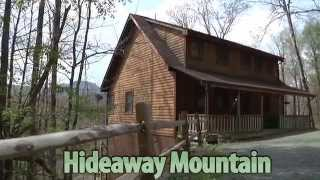 Hideaway Mountain - Blue Ridge Mountain Rentals