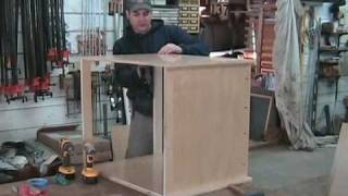 Custom Kitchen Cabinets Part 5