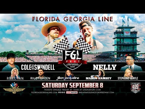 2018 FGL Fest feat. Florida Georgia Line, Cole Swindell, Nelly and more!