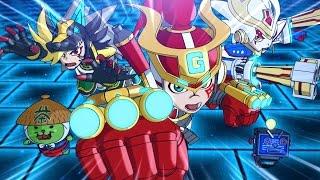 『ヒーローバンク2』オープニングアニメーション映像を本邦初公開! 主...