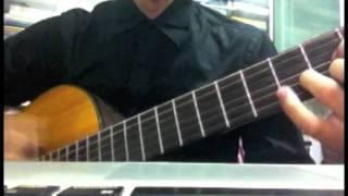 Yêu em dài lâu - Đức Huy (guitar cover)