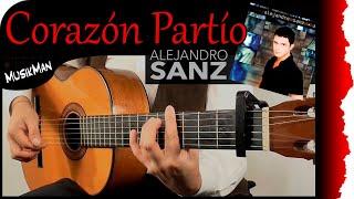 Corazón Partío 💔 - Alejandro Sanz / MusikMan #040