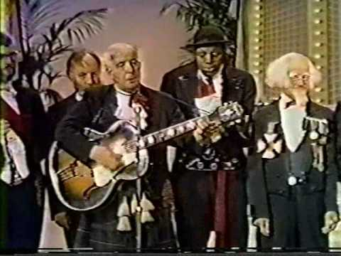 Jack Benny hosts Hollywood Palace (3 of 5)
