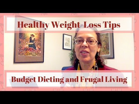 Frugal Weight Loss Tips on a Budget