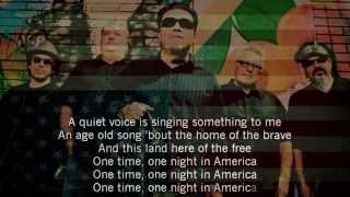 [instrumental] One Time, One Night - Los Lobos (Karaoke w/Lyrics)