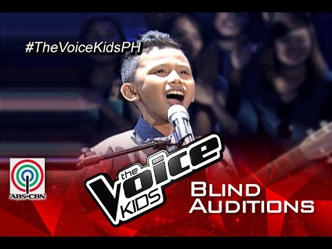 The Voice Kids Philippines 2015 Blind Audition:...