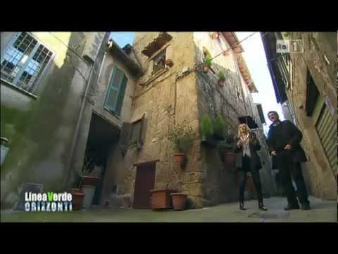 Caprarola linea verde orizzonti youtube for Linea verde favaro