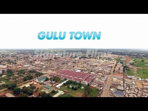 GULU CITY Aerial View [So AMAIZING]  Watch [Northern Uganda]