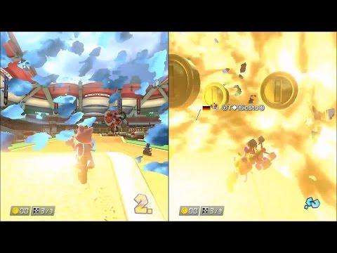 Mario Kart 8 online HACKER [2/3]