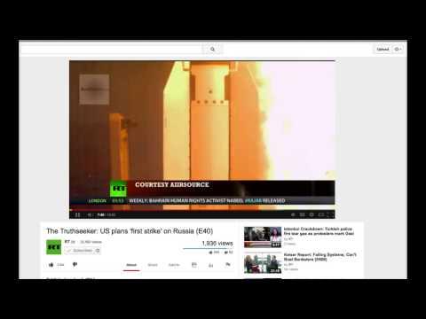 USA Nuclear First Strike Plan