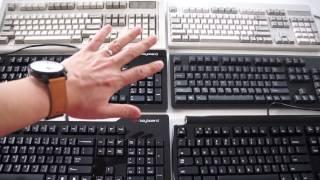 Quiet Mechanical Keyboards (Topre and Quiet ALPS)