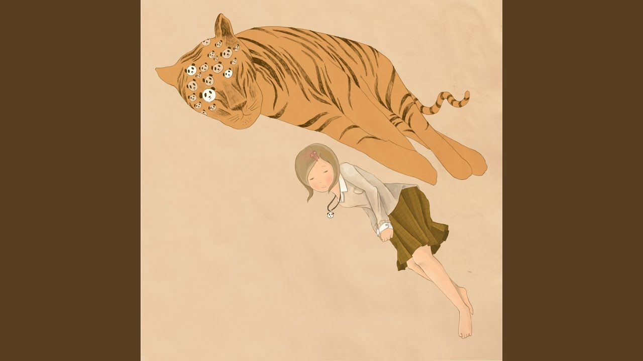 Her space holiday sleepy tigers