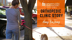 Spine surgery allows Amy to enjoy activites again pain-free | University of Iowa Health Care