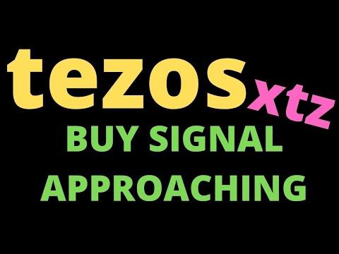 TEZOS XTZ might give us a big BUY signal very soon, XTZ 2020 PRICE TARGETS