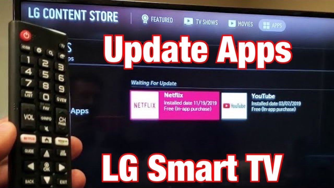 Lg Tv Software