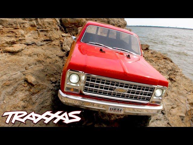 TRX-4 Chevrolet K5 Blazer Shoreline Adventure | Traxxas