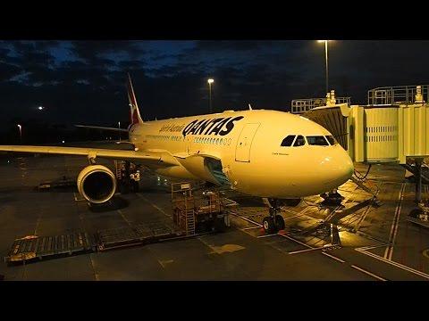 Flight Review Qantas A330-200 Melbourne to Sydney