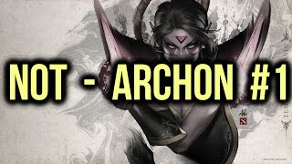 NoT Today vs Team Archon (ex NaVi.US) Dota 2 Highlights BTS Americas Game 1