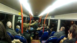 My Bus Experience - Forget racist rants, its all about supporting our senior citizens.
