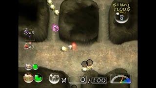 Pikmin 2 - Frontier Cavern (No Deaths)