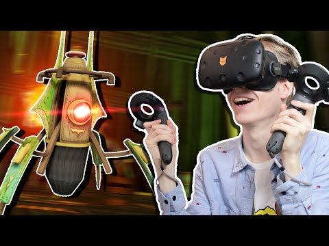STEAMPUNK VR SHOOTER! | Steampuff: Phinnegan