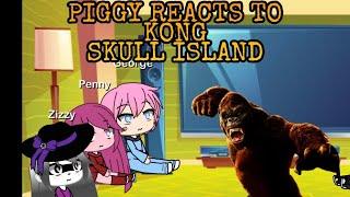 Piggy Reacts To Kong Skull Island