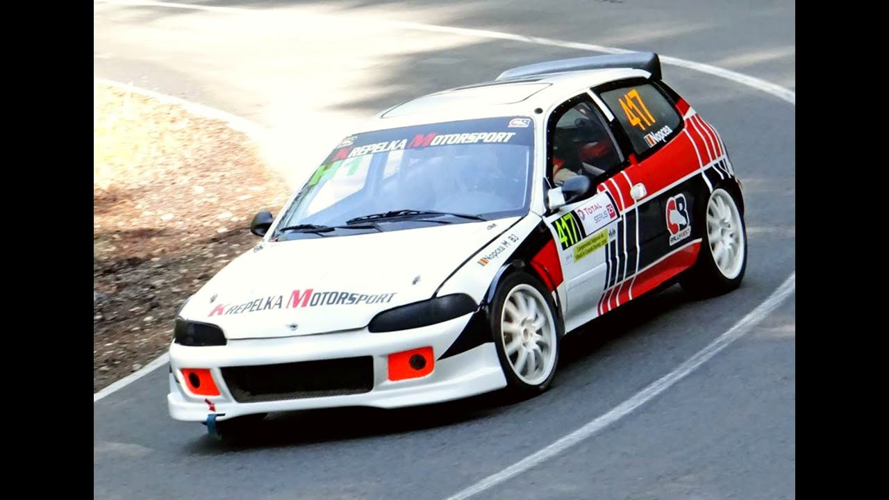 Honda civic eg6 rally car fiat world test drive for Honda civic rally car