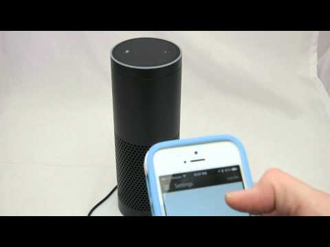 Amazon Echo Song Recognition and Buying Feature
