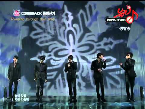 DBSK   Love in the ice Live Korean Version Romanization + Eng Sub   YouTube