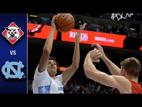 North Carolina vs. Davidson Men