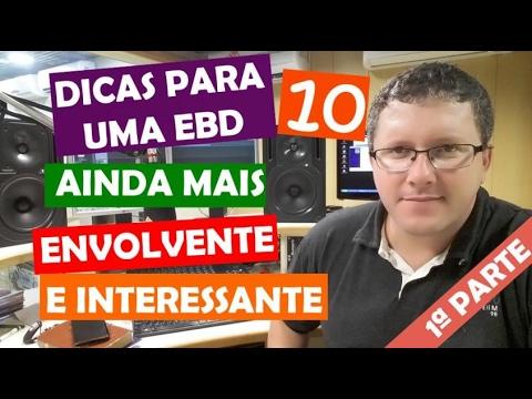 10 Dicas para uma EBD ainda mais POWER - Parte I