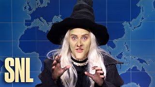 Weekend Update: Stephanie Green on Conspiracy Theories - SNL