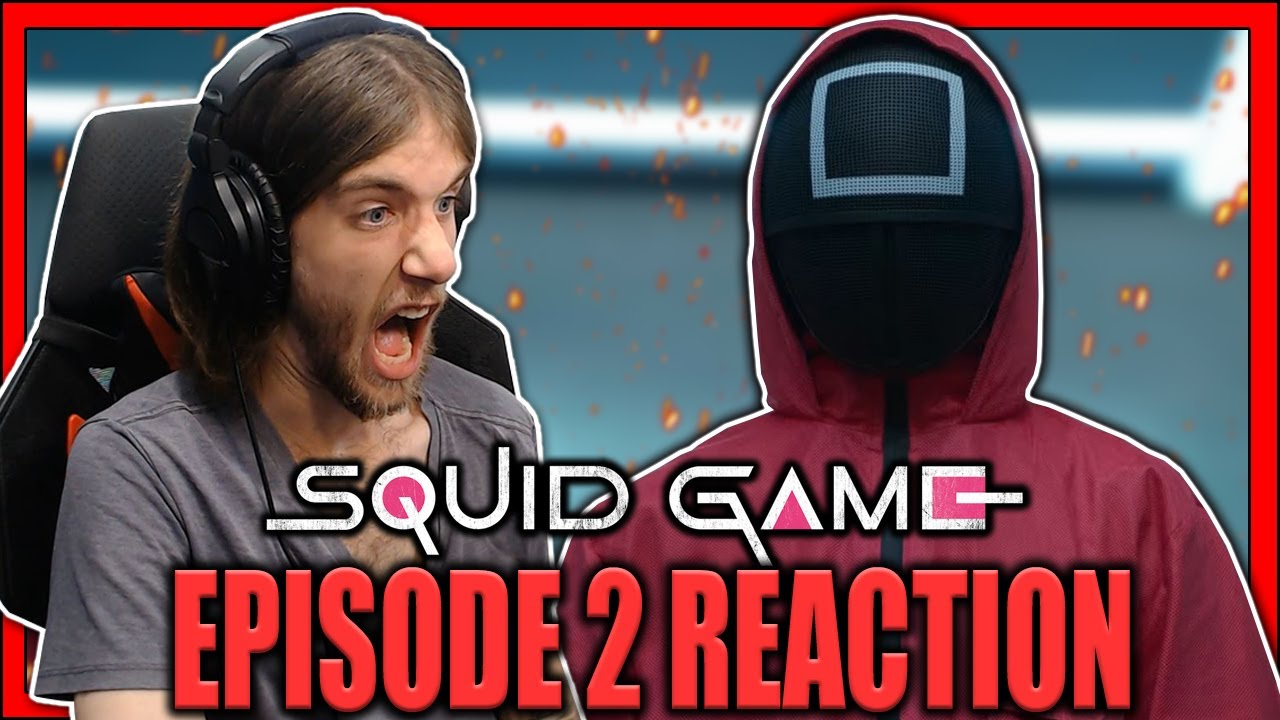 """Download Squid Game Episode 2 """"Hell"""" REACTION!!!"""
