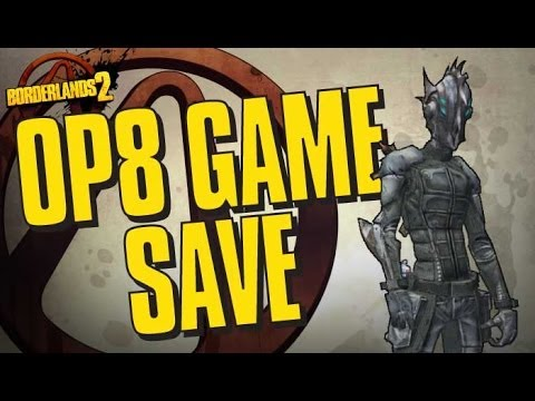 borderlands save games pc