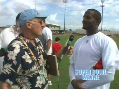 Super Bowl Wayne: Pro Bowl 2008 Part 1 of 6