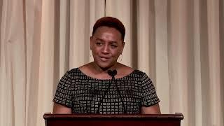 Essye B. Miller (DoD) 2018 ICIT Impact Award Recipient Acceptance Speech