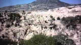 desierto de tehuacn a 360 grados