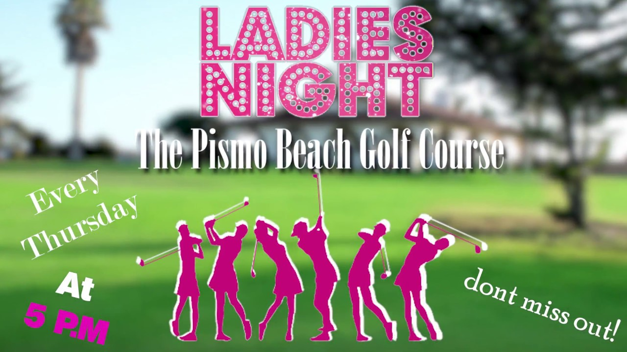 Las Night At The Pismo Beach Golf Course