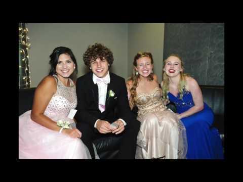 North Muskegon High School prom 2017