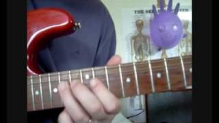 Queen - 'MUSTAPHA' - full guitar tutorial/lesson