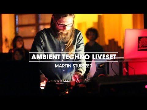 Ambient Techno liveset (Elektron, Modular synths)