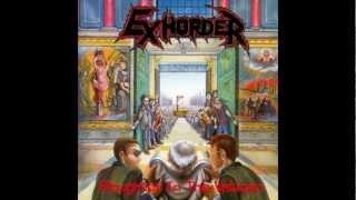 Exhorder - Slaughter in the Vatican /w Lyrics